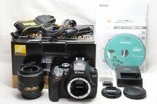 Nikon D5300 24.2MP Digital SLR Camera Black w/ AF-S DX 18-55mm VR Il #210504e
