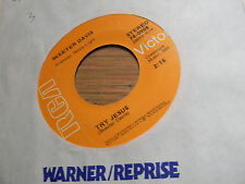Skeeter Davis 45 Try Jesus/I Can't Believe That It's All Over RCA Victor 740968