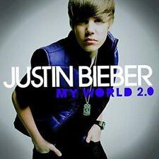 Justin Bieber My World 2.0 2016 European Vinyl LP Mp3 Ludacris