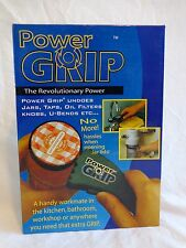POWER GRIP 2 Piece Jar Opener Easy Open in 1 Motion TV Products New