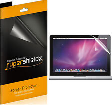 "3X SuperShieldz Clear Screen Protector For MacBook Pro 13"" (With Retina Display)"