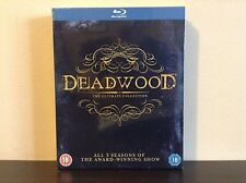 Deadwood - The Complete Collection [Blu-ray] *BRAND NEW*