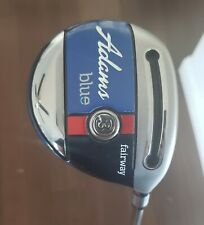 Adams Blue Fairway 3 Wood Stiff