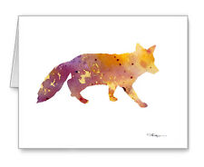 FOX Note Cards With Envelopes