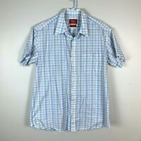 RM Williams Short Sleeve Relaxed Fit Shirt Size Men's XB