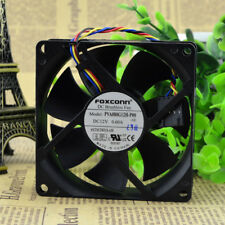 FOXCONN PVA080G12H-P00 12V 0.60A 8CM 80*80*25MM 4Pin Cooling Fan