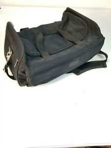 "Travelpro Platinum II Black 17"" Cargo Duffel Carry-on Overnight Bag"