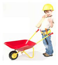 Kinderschubkarre aus Metall ab 2 Jahre Metall Schubkarre Kinder