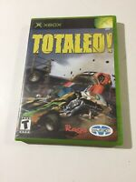 Totaled (Microsoft Xbox, 2002) Tested Free and Fast Shipping