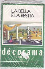 LA BELLA E LA BESTIA - DECORAMA - DIVENTERETE REGISTI CON I TRASFERELLI A SECCO