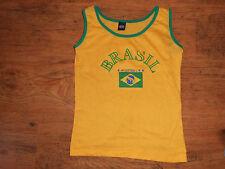 Brasilien Shirt,  Thanktop, Gr.M,passt 128-140, Look !!!