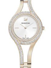 Swarovski 5377563 Eternal Watch,Gold Tone, White Case Size: 30mm RRP $ 599