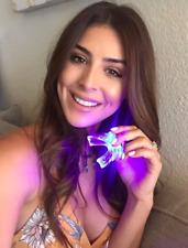 Blue Light Powerful HI LED Teeth Whitening Light and my Tray Kit Smile Dental