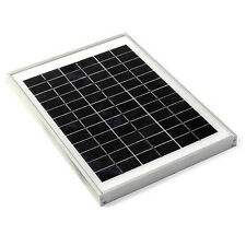 10W Solar Panel, 36 cell, Solar Plate - High Quality (10 W / 10 Watts)