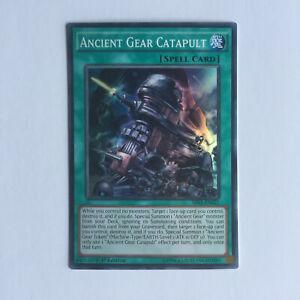 Ancient Gear Catapult SR03-EN021 Near Mint yugioh tcg Yu-Gi-Oh!