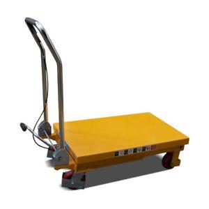 500kg Scissor Lift Table - QLD