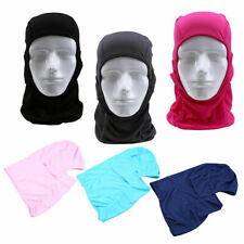 Full Face Mask Riding Motorcycle Neck Windproof Cover Vented Skiing Breathable