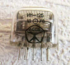 IN-12  /IN-12A  Russian NIXIE TUBES . Lot of 12  NEW