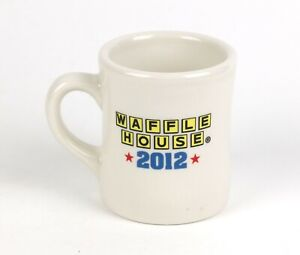 Waffle House 2012 America The Beautiful Coffee Mug Cup By Tuxton