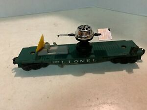 Lionel Postwar - 3519 Operating Satellite Car Repro