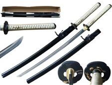 "NEW 41"" RYUJIN T10 Japanese Samurai Sword w Real Hamon Ninja Katana"
