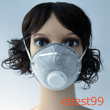 20 pcs Surgical Pig Mouth Mask Active Carbon Filter Dust Toxic Smell Gas Anti