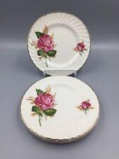 "Royal Wessex - Swinnertons - Alicia - 6 1/2"" Dessert Plates (4) - Mid Century"