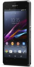 Sony Xperia Z1 Compact D5503 - 16GB - Schwarz (Ohne Simlock) Smartphone Handy