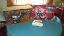 Masters Of The Universe 200x He-Man War Whale Vehicle