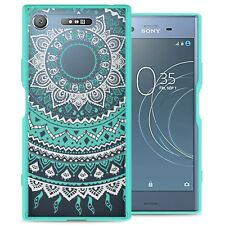 For Sony Xperia XZ1 Case Hard Back Bumper Slim Shockproof Phone Cover