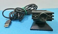 PS2 SONY PLAYSTATION 2 PS3 CAMARA EYE TOY OFICIAL NEGRO USB PAL ORIGINAL