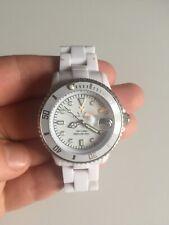 Women's White Toy Watch