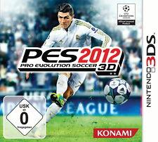 Nintendo 3DS - Spiel | Pro Evolution Soccer 2012 | inkl. OVP