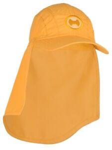 TOOLZ Sun Cap UV Sonnenschutz Bekleidung - hyphen tangerine