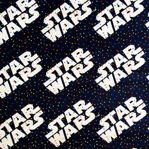 25 Star Wars Fabrics Cotton Darth Vader Mandalorian Baby Yoda
