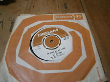 CAT STEVENS - IM GONNA GET ME A GUN - DERAM RECORDS DM.118-1967