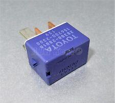 265-Toyota & Lexus 4-Pin Blue Starter Relay 28300-28010 Denso 156700-2300 12V