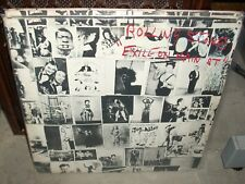 ROLLING STONES exile on main st ( rock ) 2lp gatefold