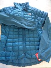 The North Face W Thermoball Travel womens sample jacket coat Size M NEW+TAGS