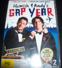 Hamish & Andy's Gap Year USA (Australia Region 4) TV Series DVD - New