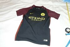 Manchester City 2016 Away Top ( 10-12 Yrs) Nike