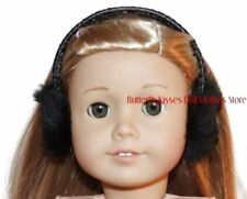 Ear Muffs Black 18 in Doll Clothes Fits American Girl