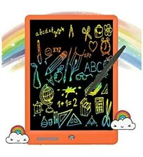 Writing Tablet 10 Inches LCD Writing Board Colorful Screen, Doodle Board...