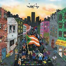 WIKI - NO MOUNTAINS IN MANHATTAN   CD NEW+