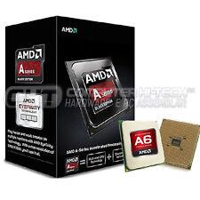PROCESSORE CPU AMD A6-6400K FM2 3,9 GHZ BOX