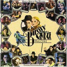 BUGSY MALONE: ORIGINAL FILM SOUNDTRACK CD PAUL WILLIAMS / NEW