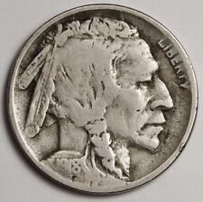 1918-d Buffalo Nickel. Fine. 120390