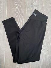 Asos 4505 Mesh Detail High Waisted Gym Workout Leggings UK 8 Nee