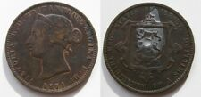 JERSEY 1/13 shilling 1871 Victoria