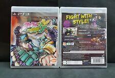 (ASIA ENGLISH VERSION) PS3 JoJo's Bizarre Adventure: All Star Battle (Brand New)